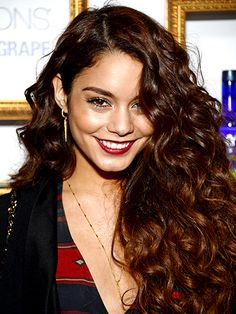 Curly Hair Tricks: get depth with color. Find out how to experiment with highlights or underlights if you're a curly-haired girl like Vanessa Hudgens.