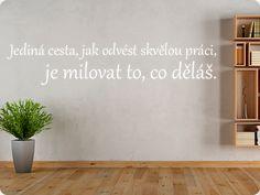 samolepky na zeď, samolepky a dekorace na stěnu