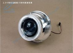 GZTOPHID New 2014 Car Styling Retrofit 2.5'' H1 HID WST BiXenon Projector Headlight Lens H4 H7 with CCFL Angel eyes and shrouds