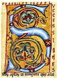Enluminure au Moyen Âge - Vikidia, l'encyclopédie des 8-13 ans