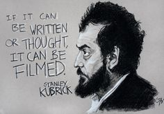 Stanley Kubrick - Film Director Quotes - #stanleykubrick