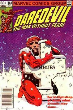 Daredevil #182 - She's Alive (Issue)