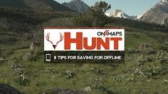 8 Tips for Saving for Offline Using the HUNT App