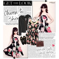Get The Look : Zooey Deschanel