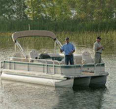 Seeing this pic reminds me of Dad. He loved fishing and playing Captain on our pontoon rides around the lake.