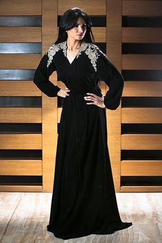 Designer Inspired Abaya 129