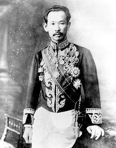 Prince Pravitra of Thailand