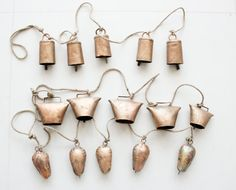 3 Beautiful Windchimes  110 116 & 113 by ironaworks on Etsy, $29.75