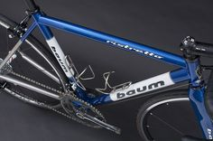 Double Band, Viper Blue, White, Ristretto by Baum Cycles    via Flickr