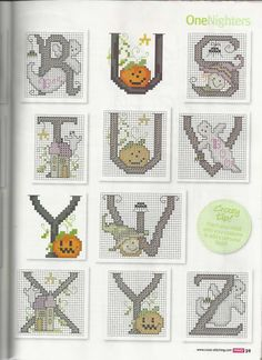 Gallery.ru / Photo # 30 - Cross Stitch Crazy 155 in October 2011 - tymannost