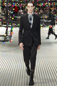 Défilé Dior Homme Printemps-été 2017 1