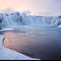 Godafoss Falls, Island