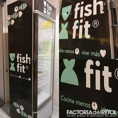 "0 Me gusta, 1 comentarios - FACTORIAdelRÈTOL Manresa (@factoriadelretol) en Instagram: ""#fishfit #vinil #retolacio #nevera #wrapping #lovewrapping #manresa #factoriadelretol"" Love W, Wrapping, Wraps, Fish, Instagram, Living Alone, Fridge Cooler, Vinyls, Coats"