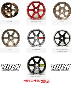 Volk Racing TE37 Series Forged Wheels | BMW E90 E92 E93 F30 E46 M3 | Rims For Cars, Rims And Tires, Wheels And Tires, E92 335i, E46 M3, Custom Wheels, Custom Cars, T5 Tuning, Automotive Rims