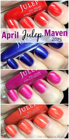 2015 April Julep Maven Box: Boho Glam | Review/Swatches + Giveaway!