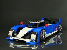 LEGO Peugeot 908 HDi FAP Le-Mans 2010