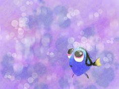 Just watched Finding Dory! It was amazing! I couldn't help but squeal in excitement when the movie began!