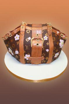 Burberry Purse Cake   purse n handbags