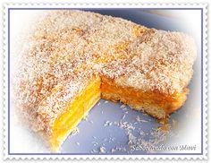 Saboreando con Mavi: Pastel de zanahoria y coco