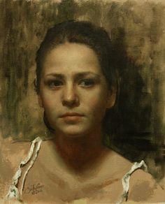 Cesar Santos   Cuban-born American Figurative painter