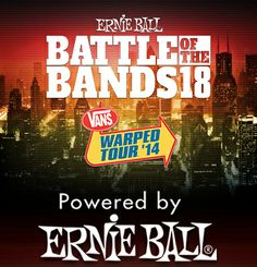 By Design - Vans Warped Tour Battle Of The Bands