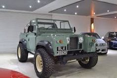 Image result for land rover series