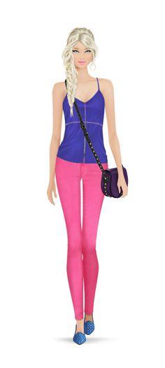 I love covet fashion game!