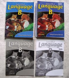 Easy grammar daily grams workbookanswer key jrsenior high wanda abeka gods gift of language b 2nd edition 5th grade bundle kit lot fandeluxe Image collections