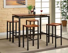 Small Dining Tables For 2 | http://www.godownsize.com/small-dining-tables-for-2/