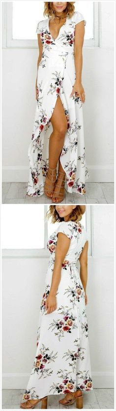 cheap-clothes-for-women-dont-mean-you-cant-be-fashionable - Womens Fashion 1 Trendy Dresses, Short Sleeve Dresses, Summer Dresses, Costume, Dress Me Up, Spring Outfits, Dress To Impress, Fashion Outfits, Fasion