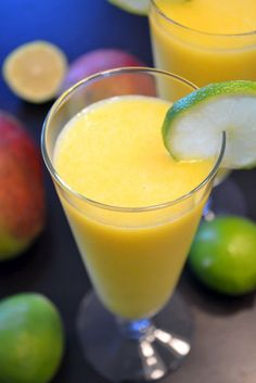 Mango Daiquiris