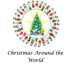 Free Christmas Around the World Unit Study (Saved on Desktop) Around The World Theme, Celebration Around The World, Holidays Around The World, Around The Worlds, Holiday Themes, Christmas Activities, Christmas Themes, Celebrating Christmas, Preschool Christmas