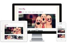 FashionBlog A Clean, Beuatiful Magazine Responsive WordPress Theme