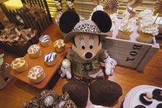 Festa Infantil | Safári do Mickey