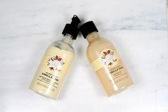 The Body Shop Vanilla Chai body lotion