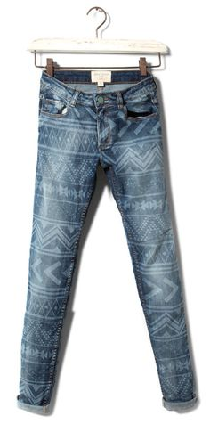 Ethnic Jeans - Pull