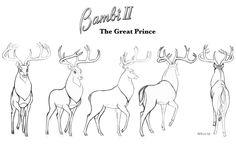 bambi illustrations - Google Search