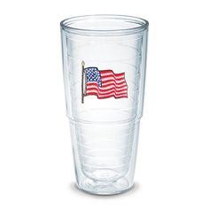 Tervis American Flag Tumbler, Multicolor