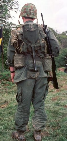 Vietnam Era Usmc Old Skool Military Kit Pinterest