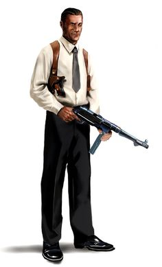 fbi character concept - Google Search
