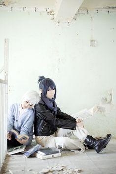 No.6 - Nezumi & Shion