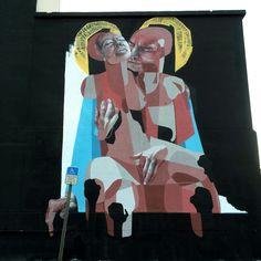 ✚ ✚ ✚ - THE CHURCH OF BEST EVER South London, Basel, Graffiti, Miami, Street Art, Museum, Hadley, Public, Wall Art