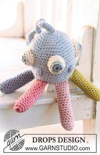 Crochet Octopus (BabyDROPS 13-27)