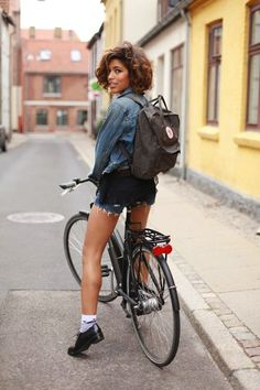 Cute, stylish, bike friendly with subtle undertones of sassy. 9/10
