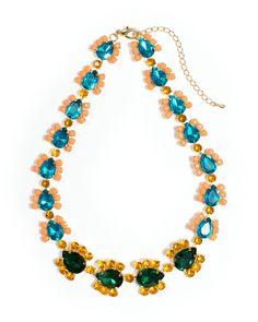 Sherbert Glam Necklace