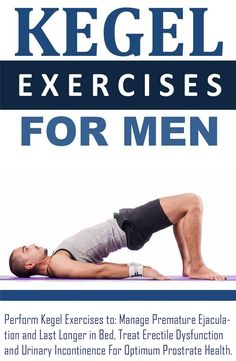 What are Kegels? Kegel exercises for men can improve sexual health, in addition to urinary and fecal incontinence. Do men need Kegel weights to perform the exercises? Learn how to do Kegels, and learn why how they benefit the Kegel muscles. Kegel Exercise For Men, Excercise, Floor Workouts, At Home Workouts, How To Do Kegels, Kegels For Men, Pelvic Floor Exercises, Back Muscle Exercises, Men Health Tips