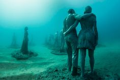 Museo Atlantico – Un musée sous-marin fascinant ouvre ses portes en Europe (image)