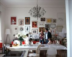 desire to inspire - desiretoinspire.net - Favourite dining rooms