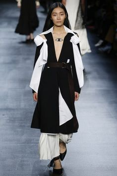 Tome Fall 2016 Ready-to-Wear collection.