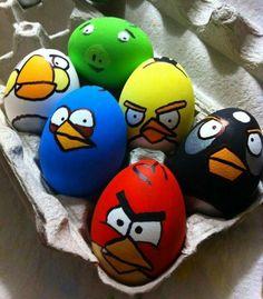 Kızgın yumurtalar